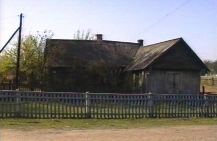האם זה בית סבי? הכפר טלחן בבלרוס