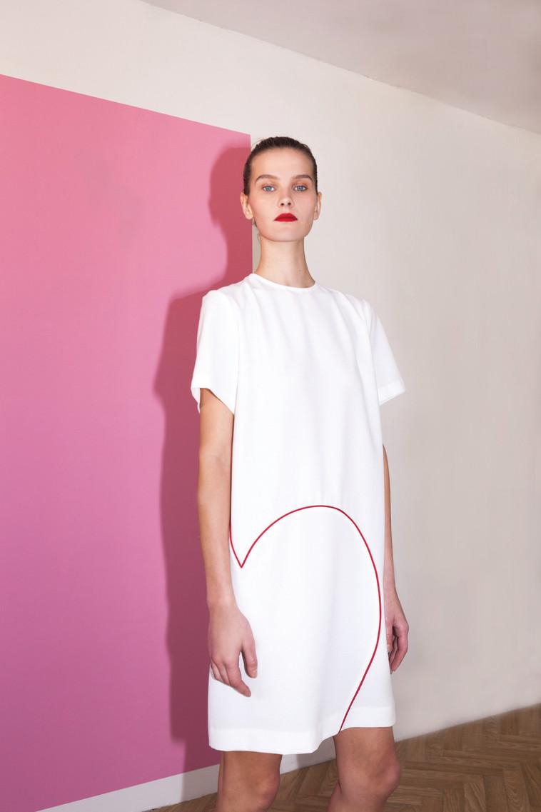 """שמלה ב-1050 ש""""ח, מאיה נגרי. צילום: יח""""צ"""