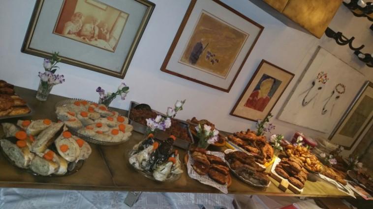 """שוק יהודי בשישי במסעדת קיטון. צילום: יח""""צ"""