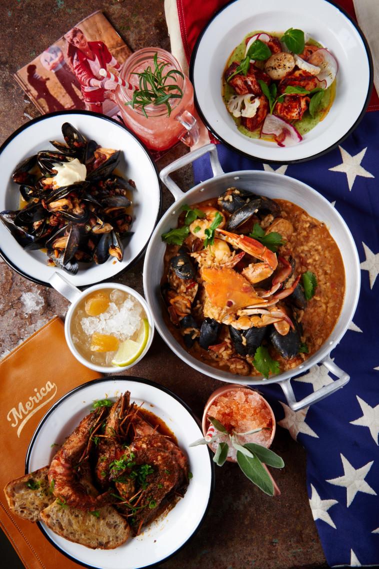 מסעדת אמריקה. צילום: בן יוסטר