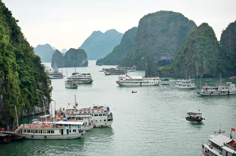 בזכות הנוף, המטבח והתרבות, וייטנאם. צילום: משה שי, פלאש 90