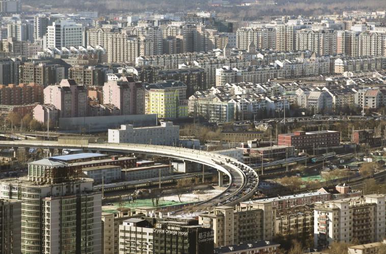 """""""האינטרסים של סין הם בשוק האנרגיה"""". בייג'ינג, צילום: רויטרס"""