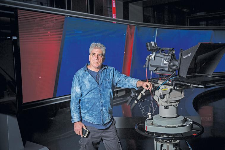 """""""ראיתי מערכת לא מקצועית"""", איתי לנדסברג-נבו, צילום: מרים אלסטר, פלאש 90"""
