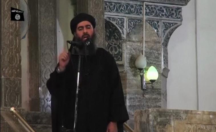 אבו באכר אל בגדאדי. צילום: רויטרס