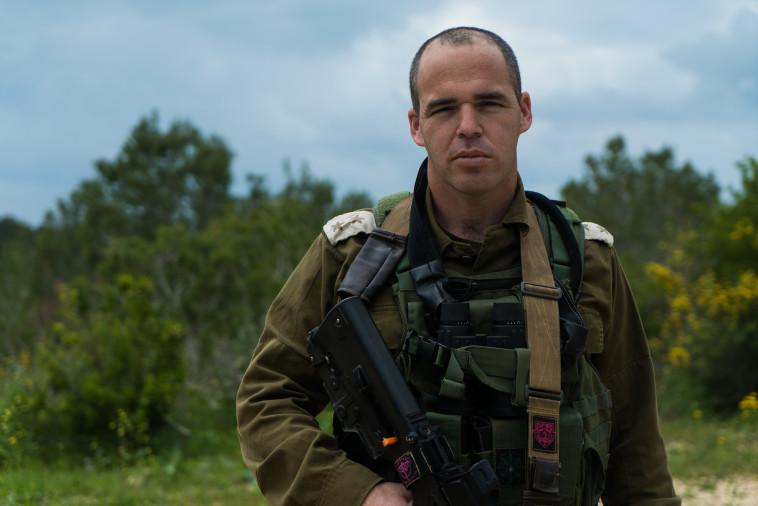 """סגן אלוף יהודה לב. צילום: דובר צה""""ל"""