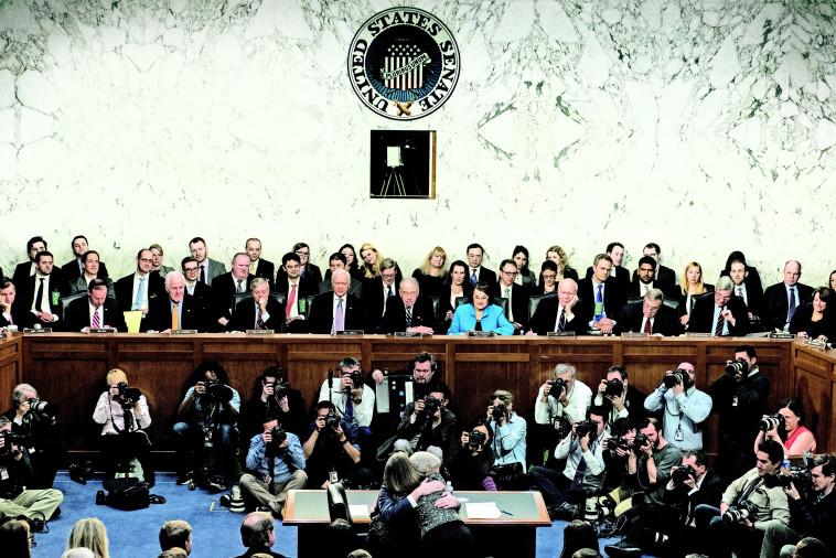 הסנאט האמריקאי (צילום: רויטרס)