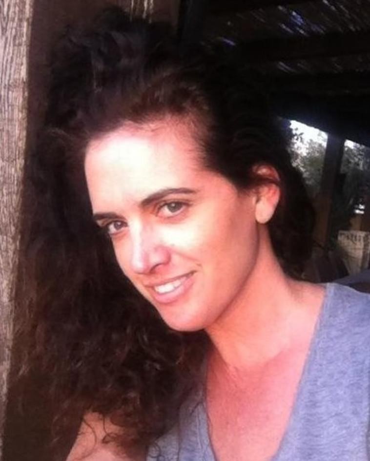 """נילי דרוקר ששון ז""""ל. """"ברוק שילדס הישראלית"""". צילום: פייסבוק"""