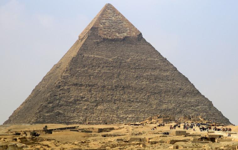 הפירמידות במצרים (צילום: רויטרס)