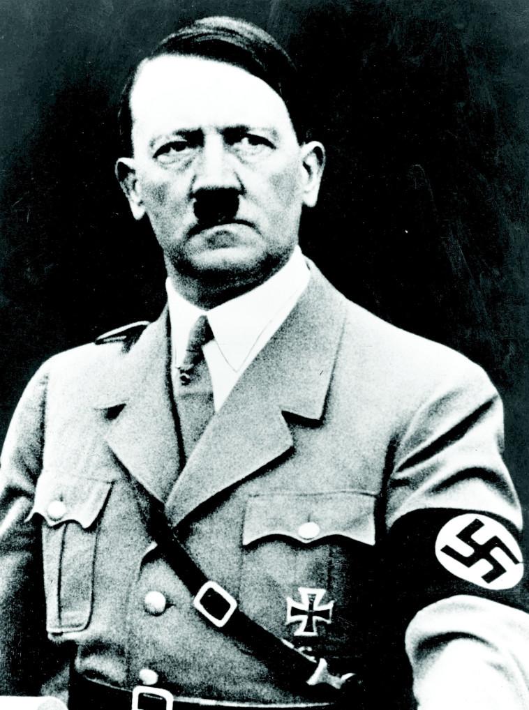 אדולף היטלר (צילום: Getty images)