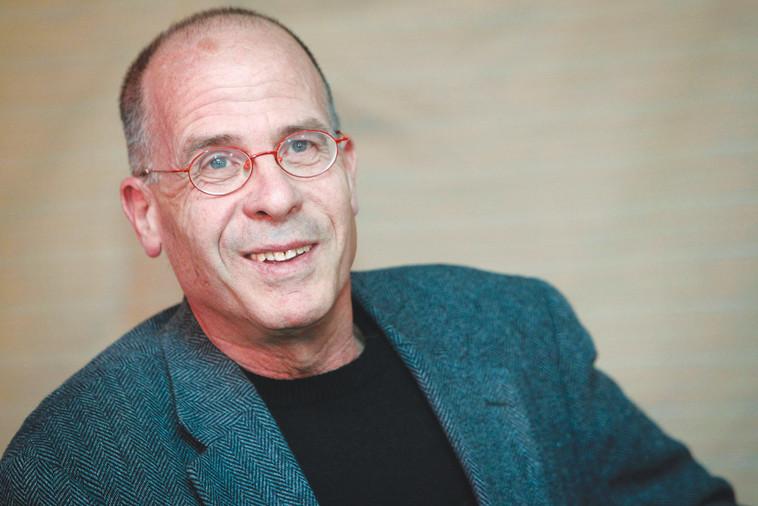 הסופר מאיר שלו. סיפר כי זכורים לו מילדותו יהודים בני עדות המזרח. צילום: מרים אלסטר, פלאש 90