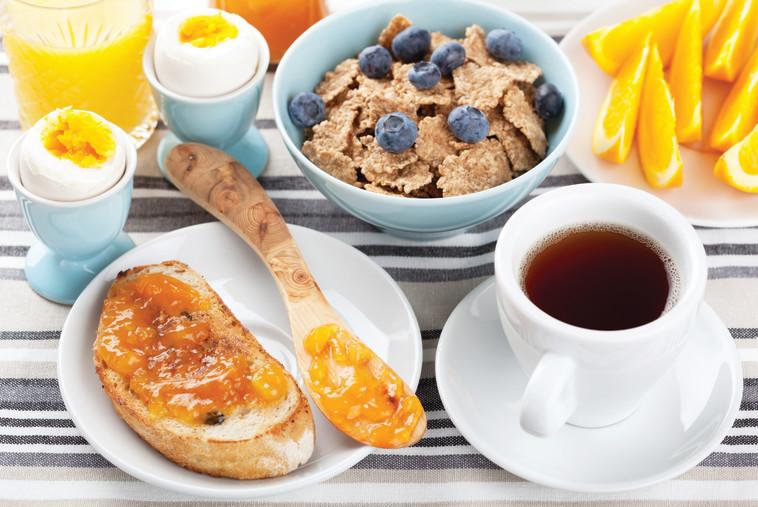 ארוחת בוקר (צילום: אינג אימג')