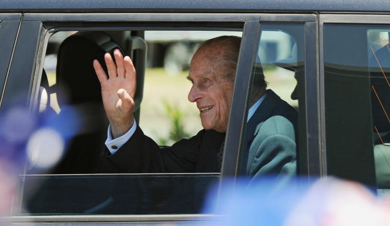 הנסיך פיליפ (צילום: AFP)