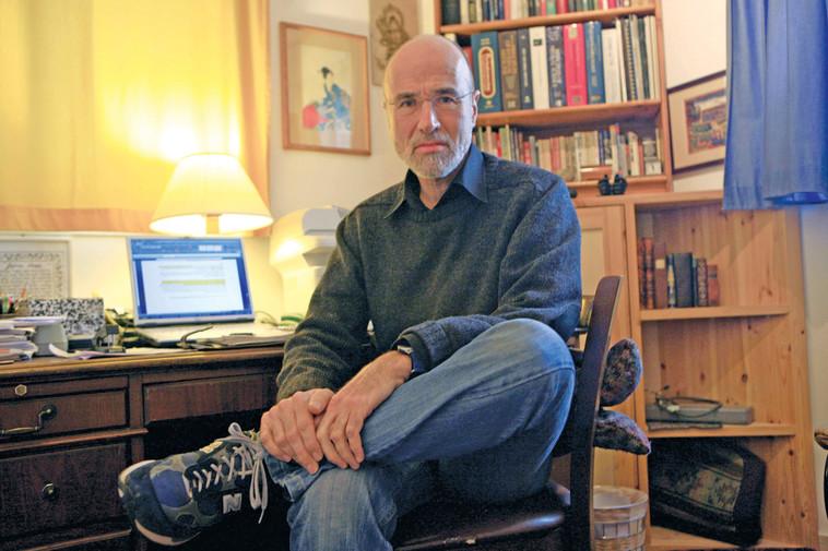 פרופסור יורם יובל (צילום: יוסי זמיר, פלאש 90)