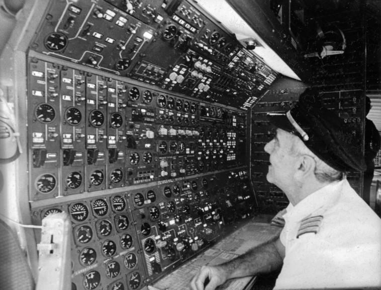 איש השואה והתקומה. מהנדס הטיס ברוך שוב. צילום רפרודוקציה: יוסי אלוני