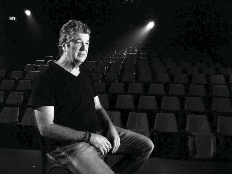 """""""משהו אמיתי של תיאטרון"""". אבי קושניר. צילום: שי להב"""