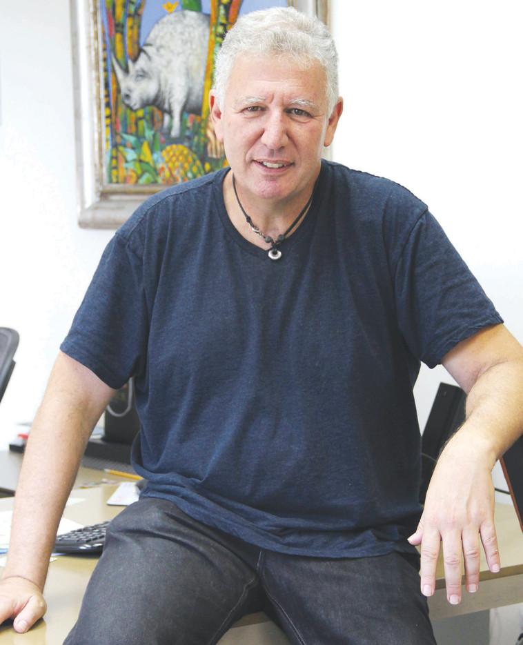 גלעד אלטשולר (צילום: גל בנימין)