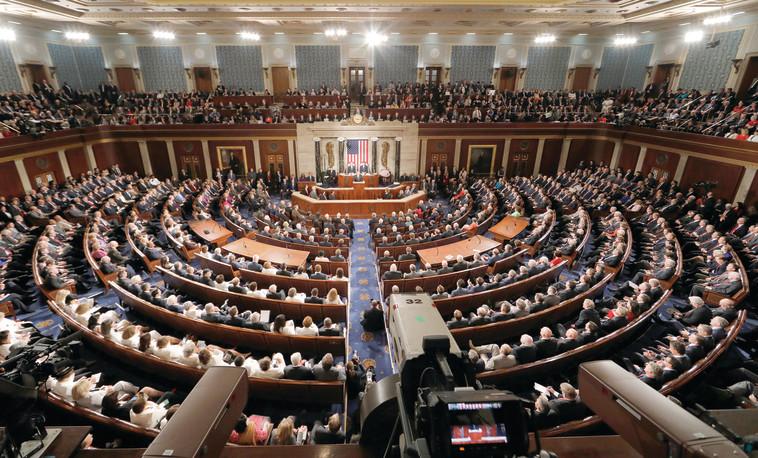 הקונגרס האמריקאי. צילום: רויטרס