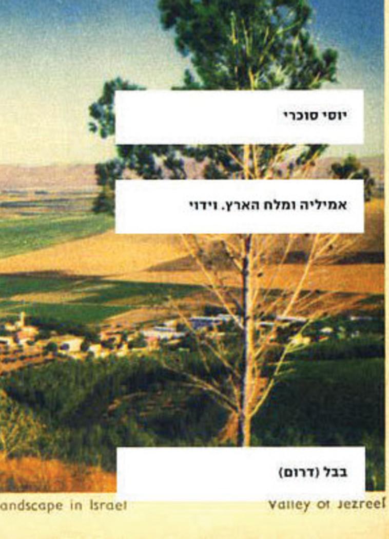 """הספר """"אמיליה ומלח הארץ"""". מגולל את סיפור היחסים בין סוכרי וסבתו. צילום: עם עובד"""