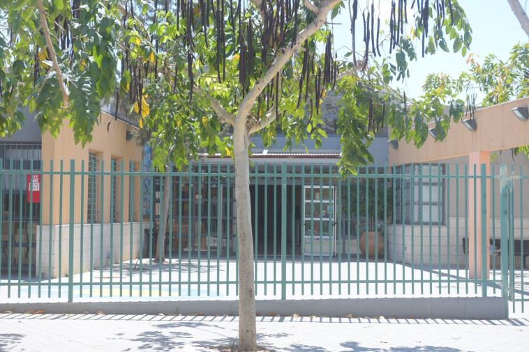 בית הספר בו לימד שמאי בתל אביב. צילום: אבשלום ששוני