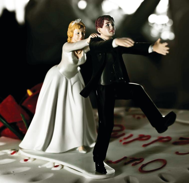 'עוגת חתונה. צילום: אינג אימג