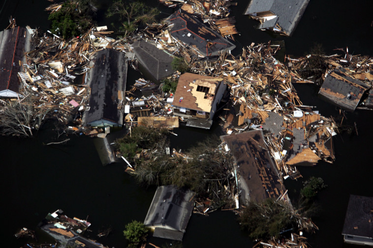 New Orleans after Hurricane Katrina (Photo: Reuters)