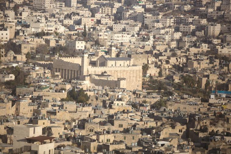 שורשי העם היהודי. מערת המכפלה, צילום: ליאור מזרחי, פלאש 90