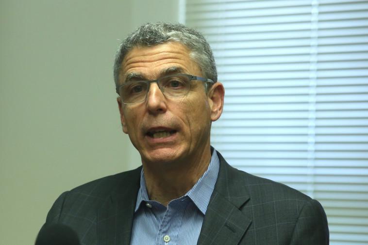 נשיא התנועה הרפורמית הרב ריק ג'ייקובס. צילום: מרק ישראל סלם