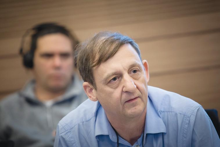 רופא ללא שיקולי אגו. פרופ' מיקי וינטראוב, צילום: יונתן זינדל, פלאש 90
