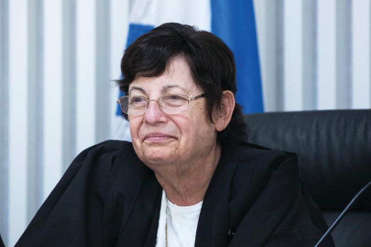 מרים נאור (צילום: יונתן זינדל, פלאש 90)