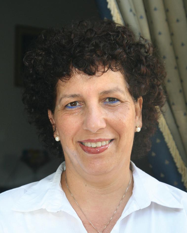 """טליה לבנון, מנכ""""לית הקואליציה הישראלית לטראומה. צילום פרטי"""