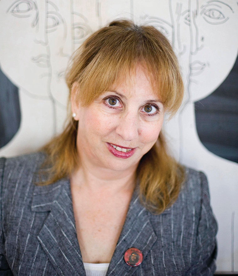 פרופ' זהבה סולומון, מחברת המחקר. צילום: אוניברסיטת תל אביב