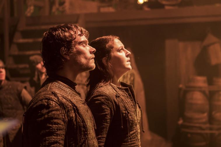 משחקי הכס, עונה 7, פרק 2. צילום מסך: HBO