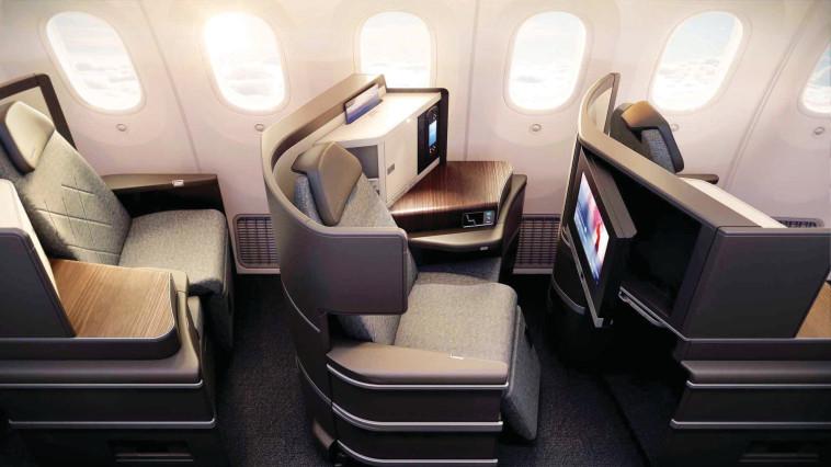 'בואינג 787 דרימליינר. צילום: סיוון פרג