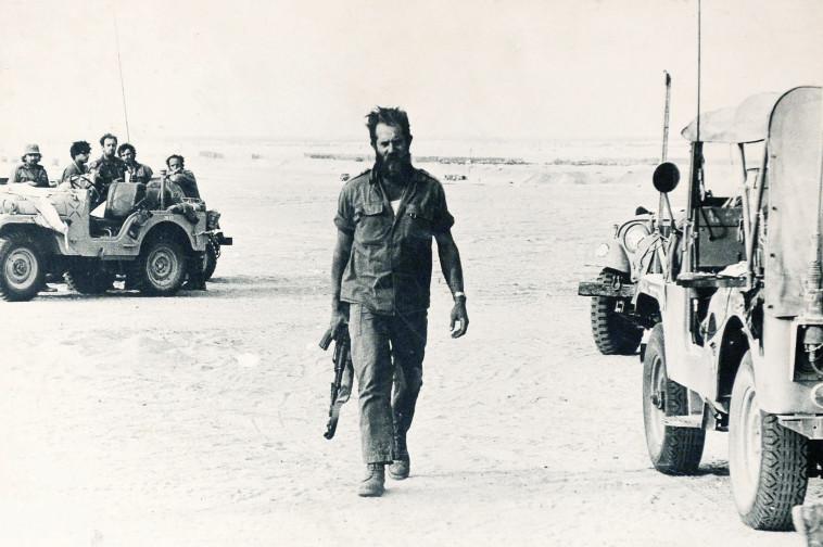 """שמעון """"קצ'ה"""" כהנר. צילום: רפרודוקציה. ראובן קסטרו"""