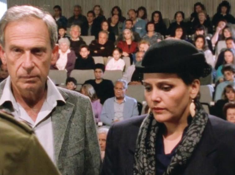 """אלכס פלג ולבנה פיקלשטיין ב""""זמן אמת"""". צילום מסך"""