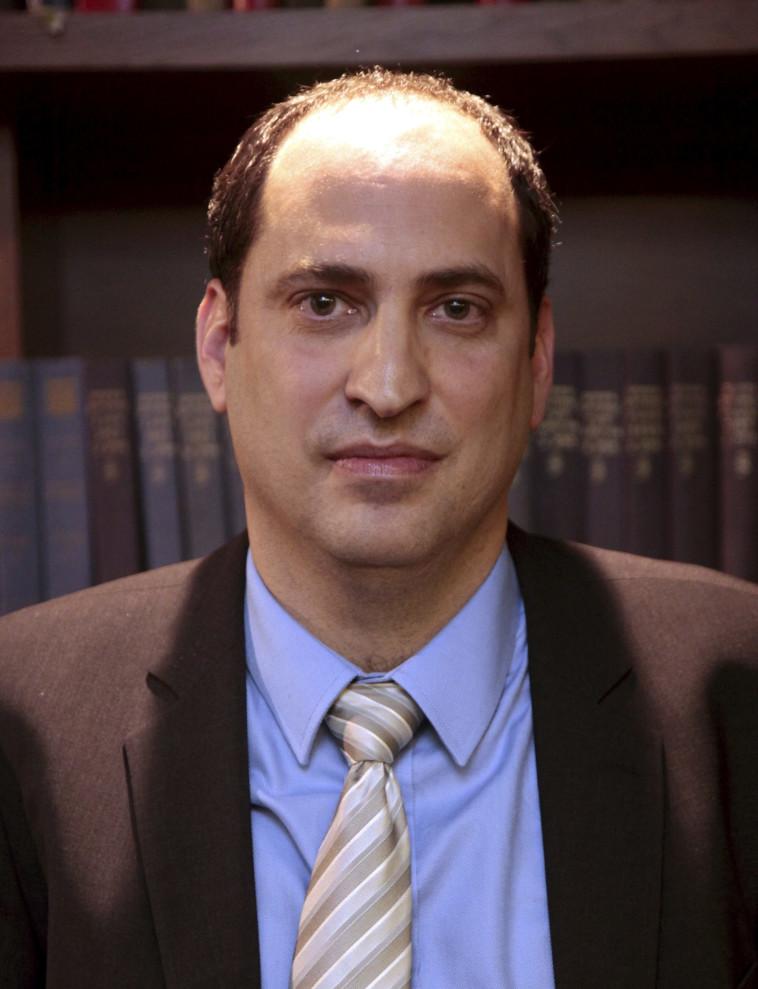דוקטור יואב ספיר. צילום: רענן כהן