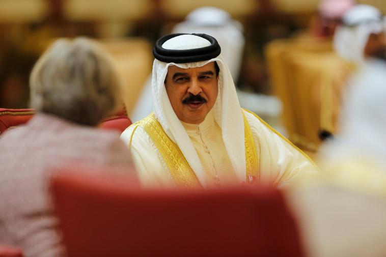 חאמד בין עיסא אל חליפה, מלך בחריין. צילום: רויטרס