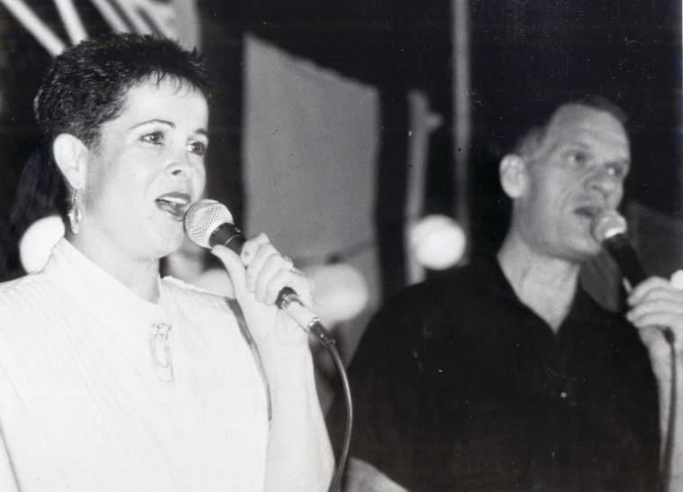 אמנון ברנזון צילום: ראובן קסטרו