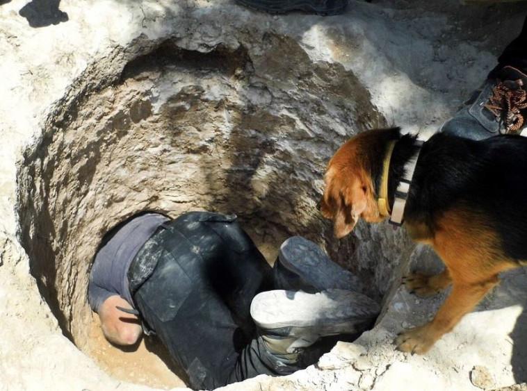החפירות ליד ירושלים. צילום: שועה קיסילביץ, רשות העתיקות