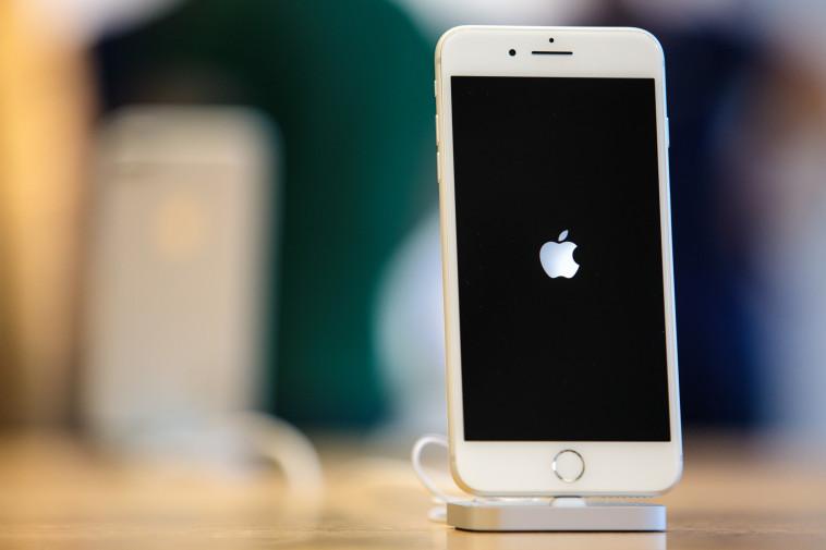 אייפון 8, ארכיון (צילום: Getty images)