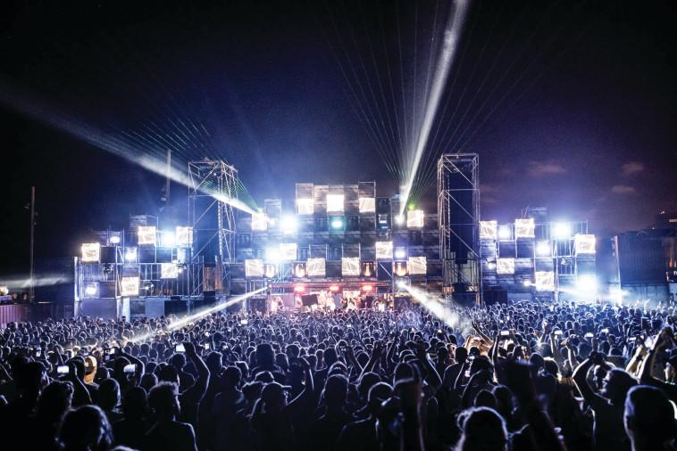 """פסטיבל DGTL. צילום: יח""""צ"""
