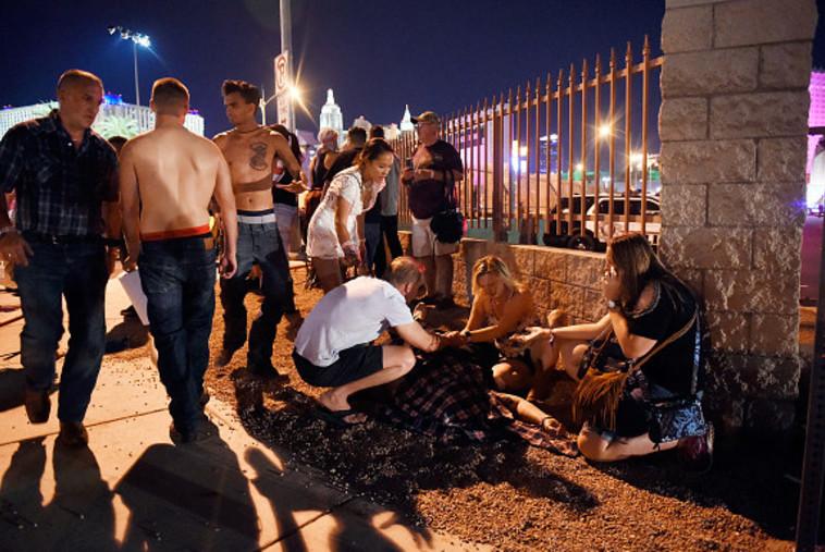 הטבח בלאס וגאס, צילום: GettyImages