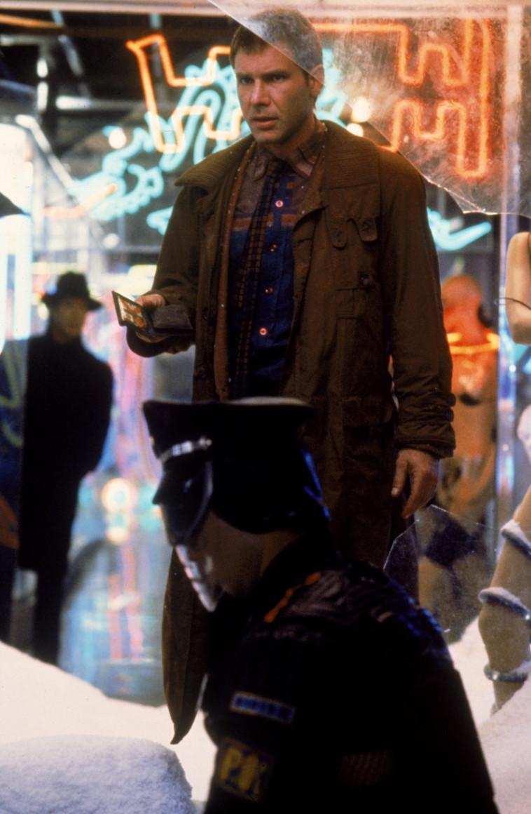 """בלייד ראנר"" גרסת 1982. באדיבות יס"
