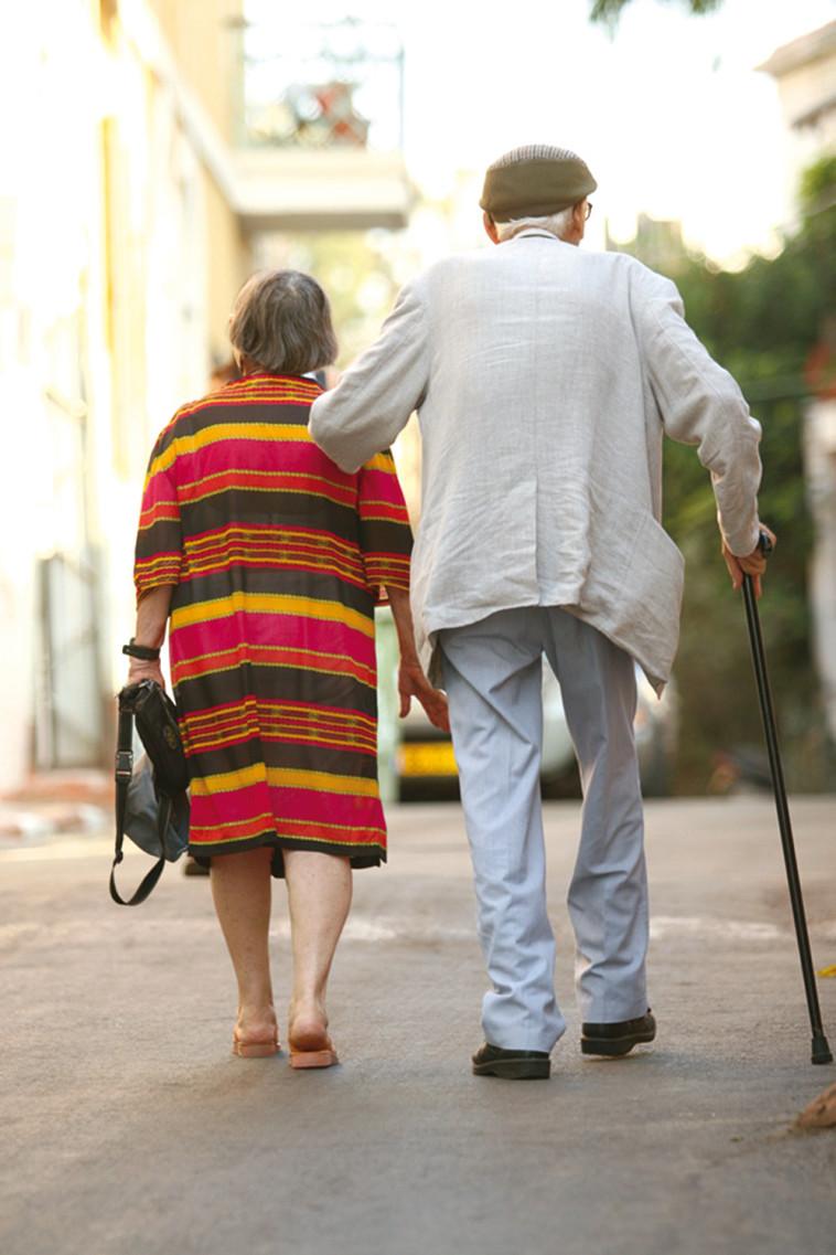 קשישים. צילום אילךוסטרציה: אלוני מור