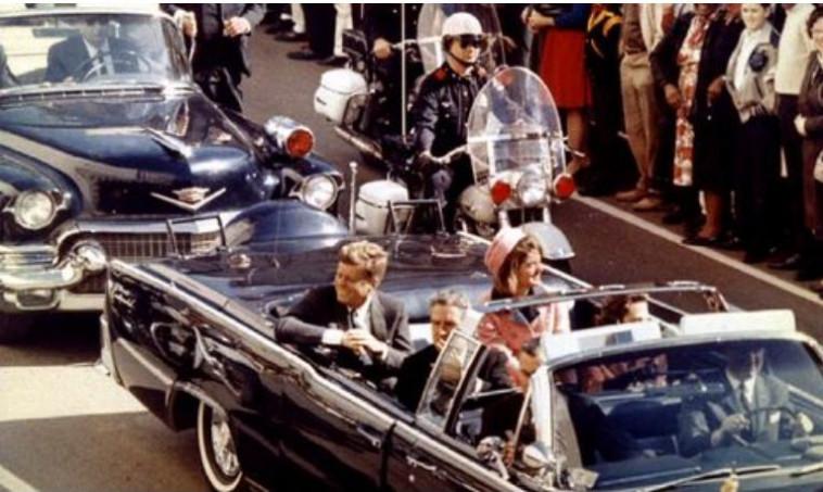 רגעים לפני ההתנקשות, רצח קנדי. רויטרס