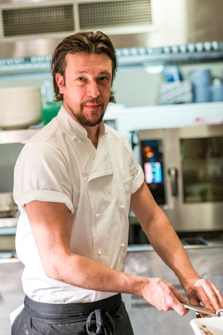"""70% מהכרטיםים כבר נמכרו. שף מייקל סמית' שיישתתף בראונד טייבל, צילום: יח""""צ"""