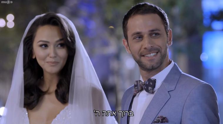 """""""ההוא נפרד, ההיא מתחתנת, ההיא יולדת"""", אחווה סיטבון. צילום מסך"""
