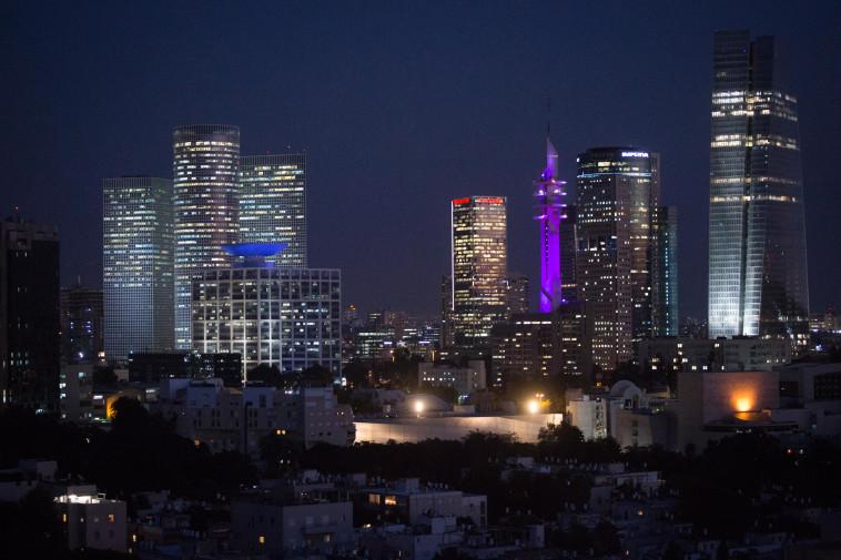 תל אביב. צילום: מרים אלסטר, פלאש 90