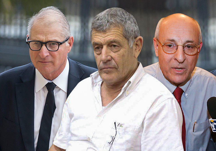 יצחק מולכו, מיקי גנור ודוד שמרון (צילום: istockphoto)