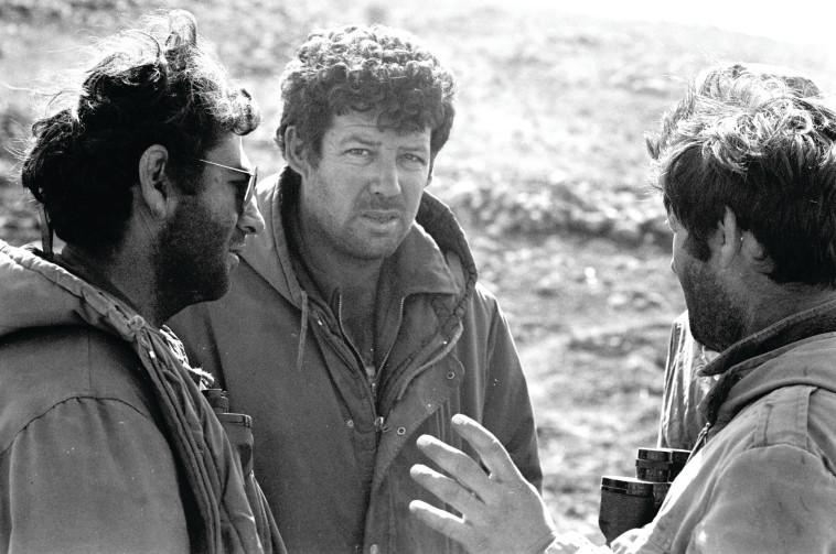 אורי אור במלחמת יום כיפור, צילום: במחנה